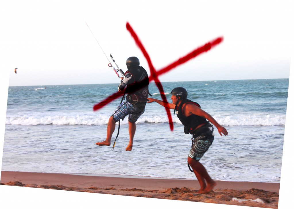 Kite On, Kite surfing school in Lagoinha Brazil