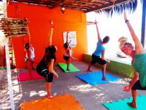 Yoga oct4