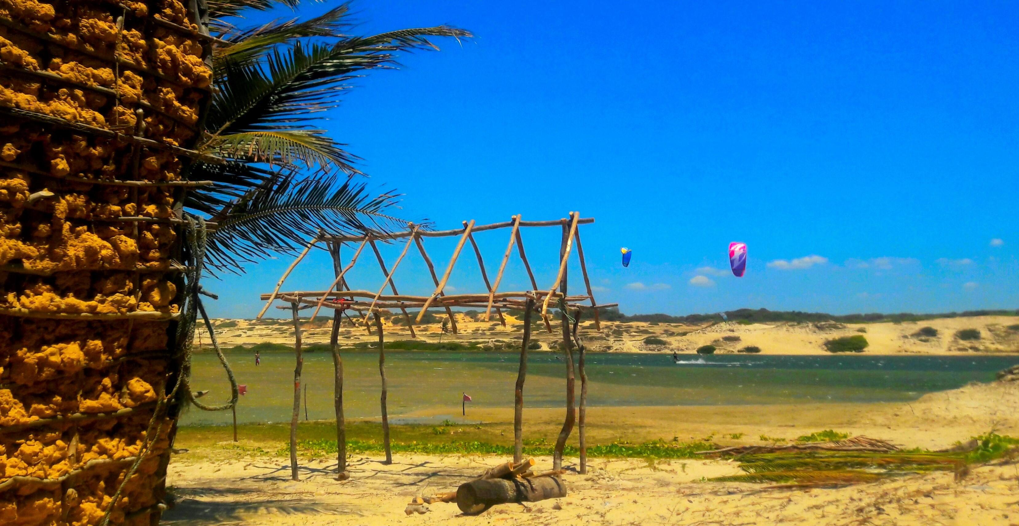 kite on lagoinha